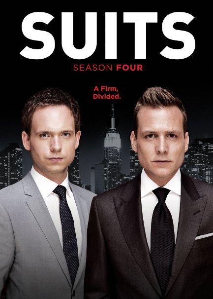 Suits Season Four DVD Review