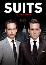 Suits Season 4 (Blu-ray + DVD + Digital HD)