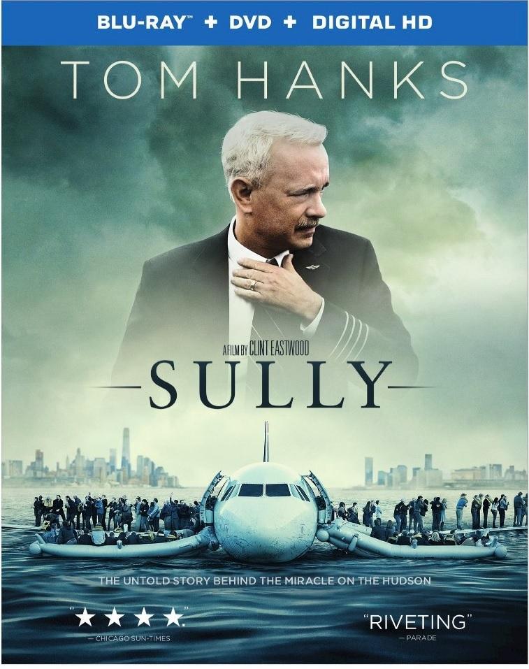 sully (Blu-ray + DVD + Digital HD)