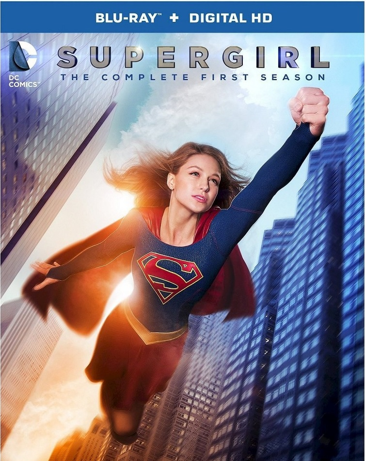 Supergirl Season One  Blu-ray Review