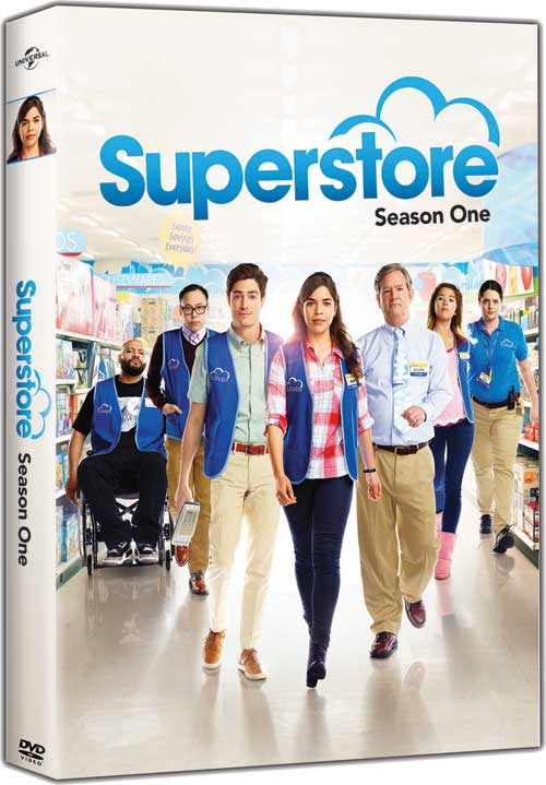 Superstore Season One  Blu-ray Review