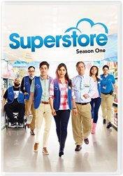Superstore Season 1 Blu-ray Cover