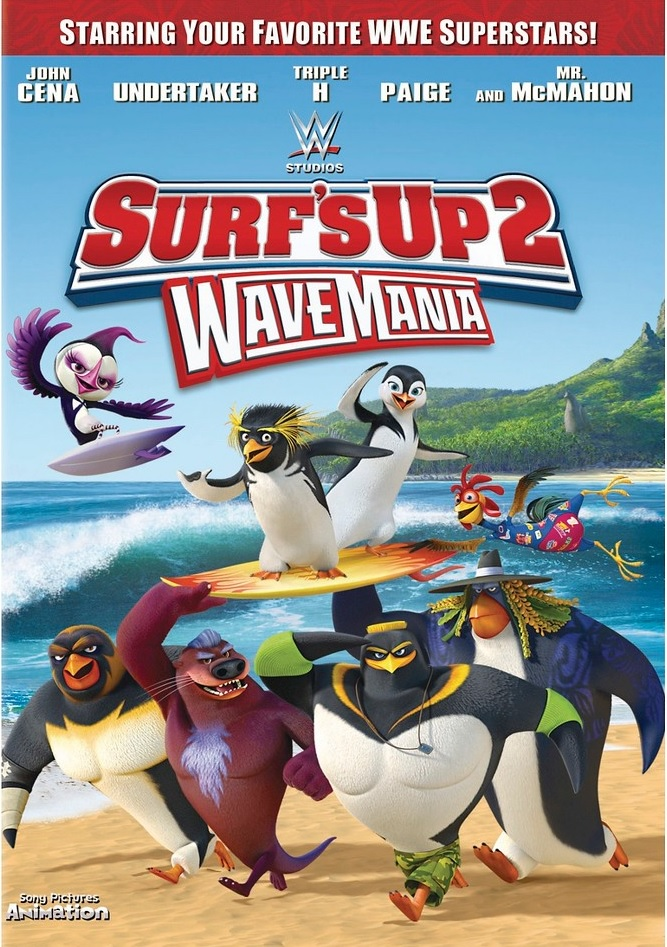 Surf's Up 2 (Blu-ray + DVD + Digital HD)