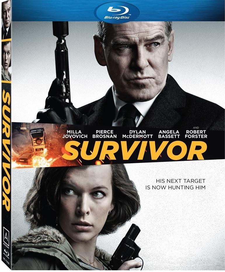Survivor Blu-ray Review
