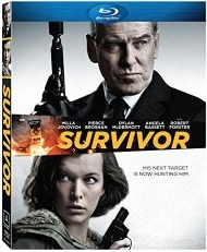 Suvivor (Blu-ray + DVD + Digital HD)