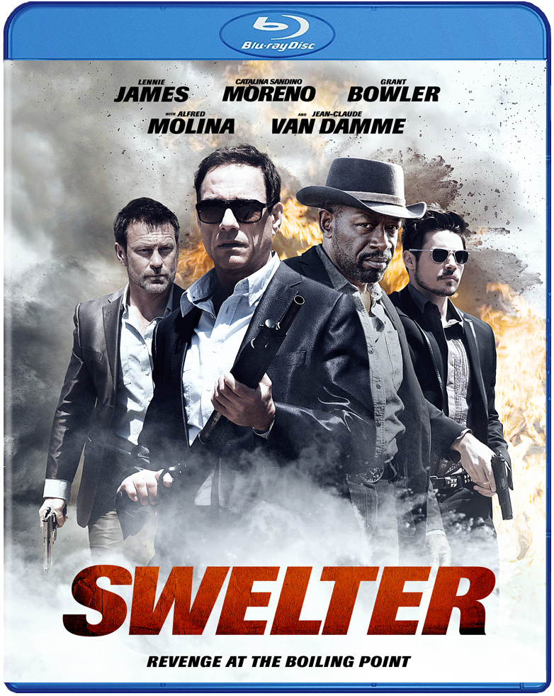 Swelter Blu-ray Review
