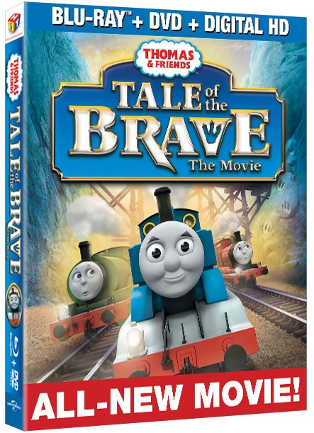Tale of The Brave The Movie Blu-ray Review