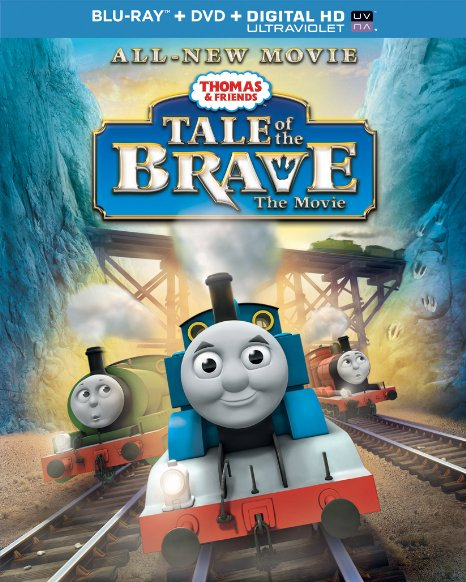 Tale of The Brave The Movie  Blu-ray