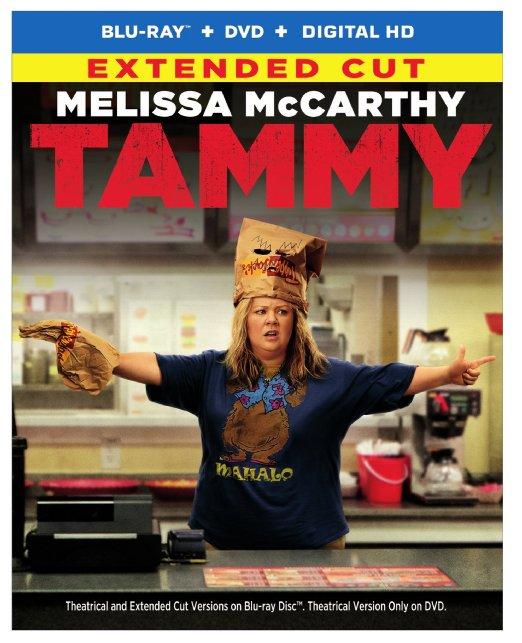 Tammy (Blu-ray + DVD + Digital HD)