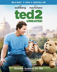 Ted 2 (Blu-ray + DVD + Digital HD)