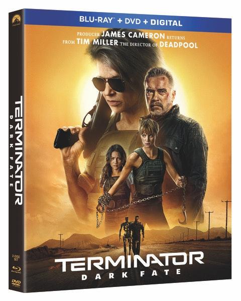 Terminator Dark Fate Blu-ray Review