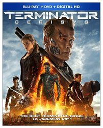 Terminator Genisys Blu-ray
