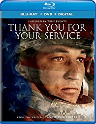 Thank You for your service Blu-ray Cover
