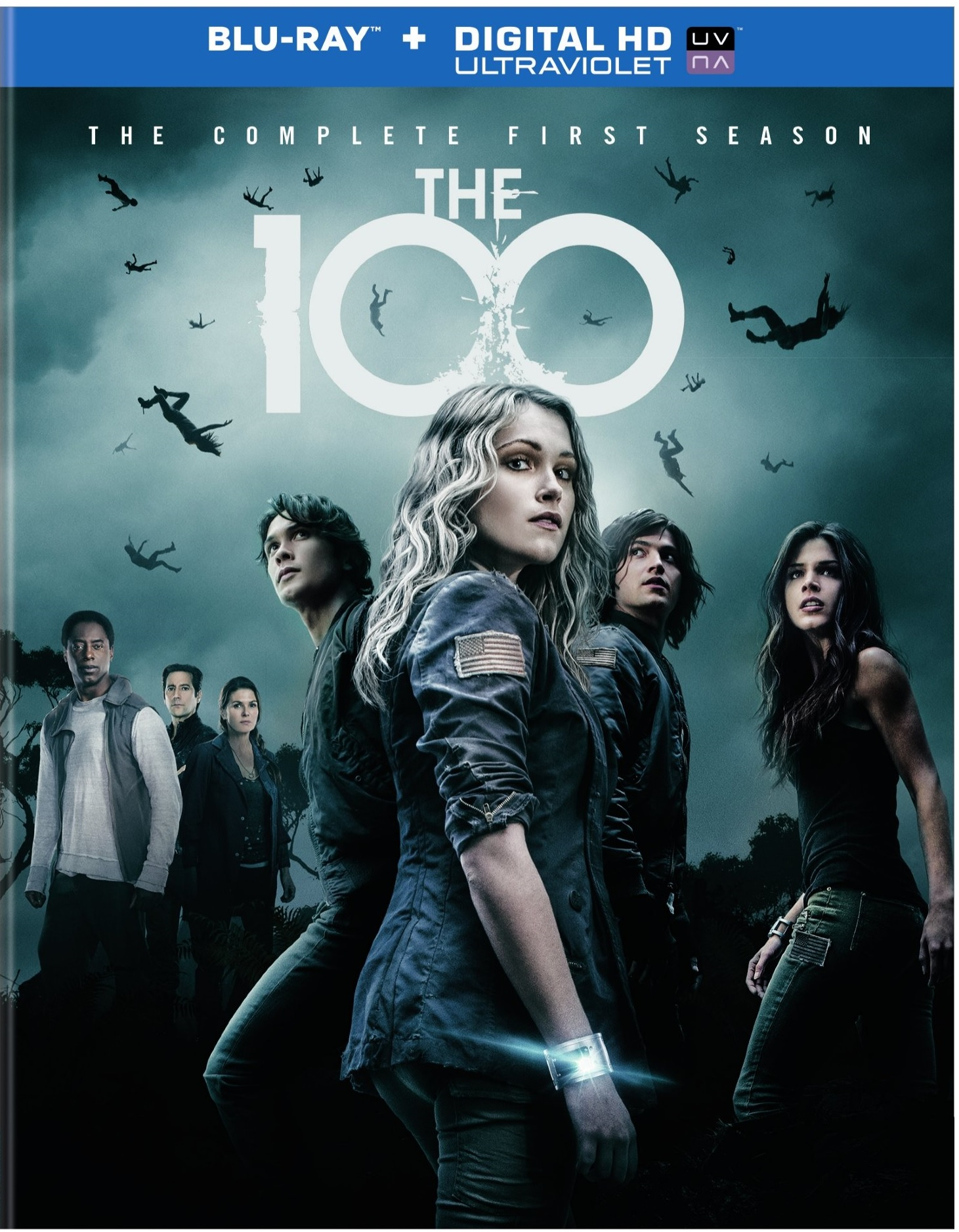 The 100 Season 1 Blu-ray Review