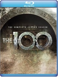 The 100 Season 2 (Blu-ray + DVD + Digital HD)