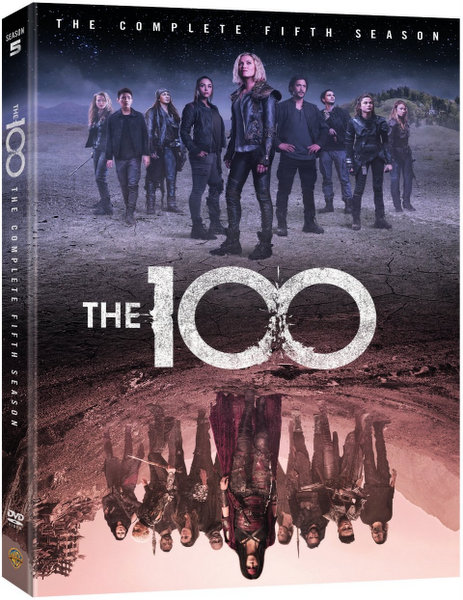 THE 100 SEASON FIVE DVD