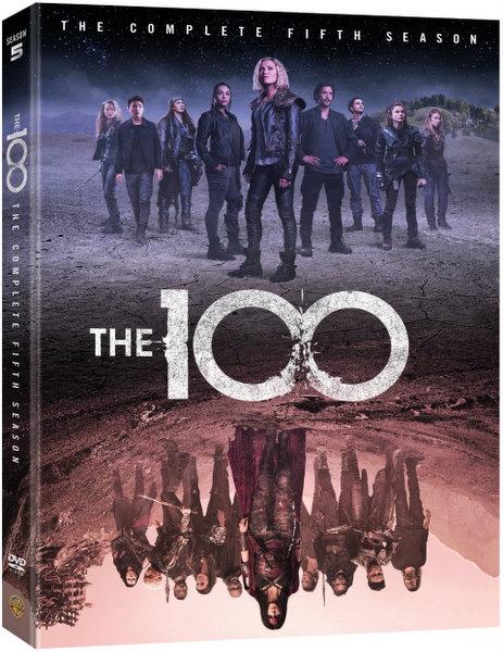 THE 100 SEASON FIVE DVD