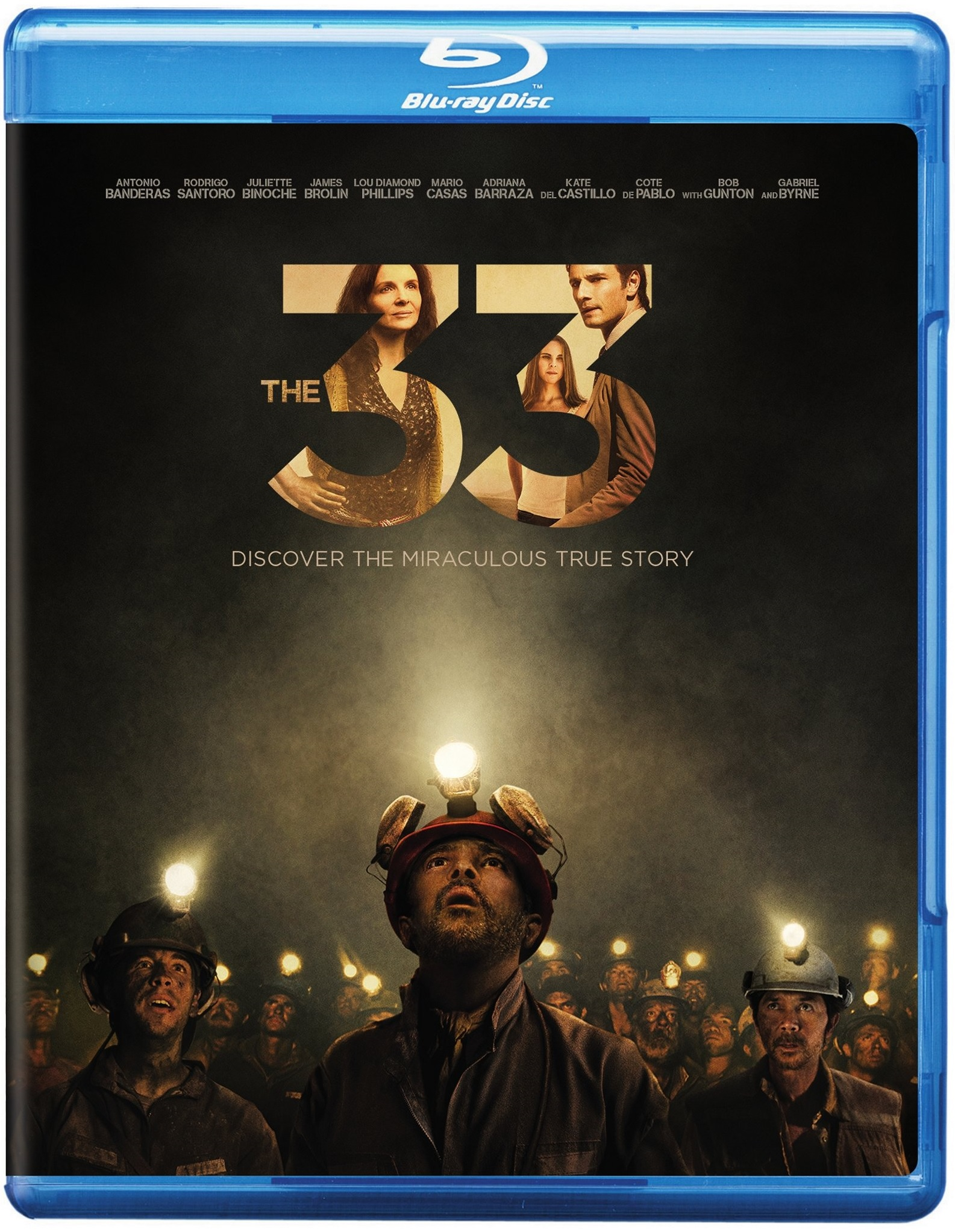 The 33 Blu-ray Review