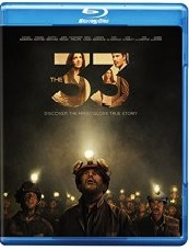 The 33 (Blu-ray + DVD + Digital HD)