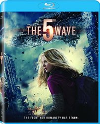 the-5th-wave Blu-ray Cover