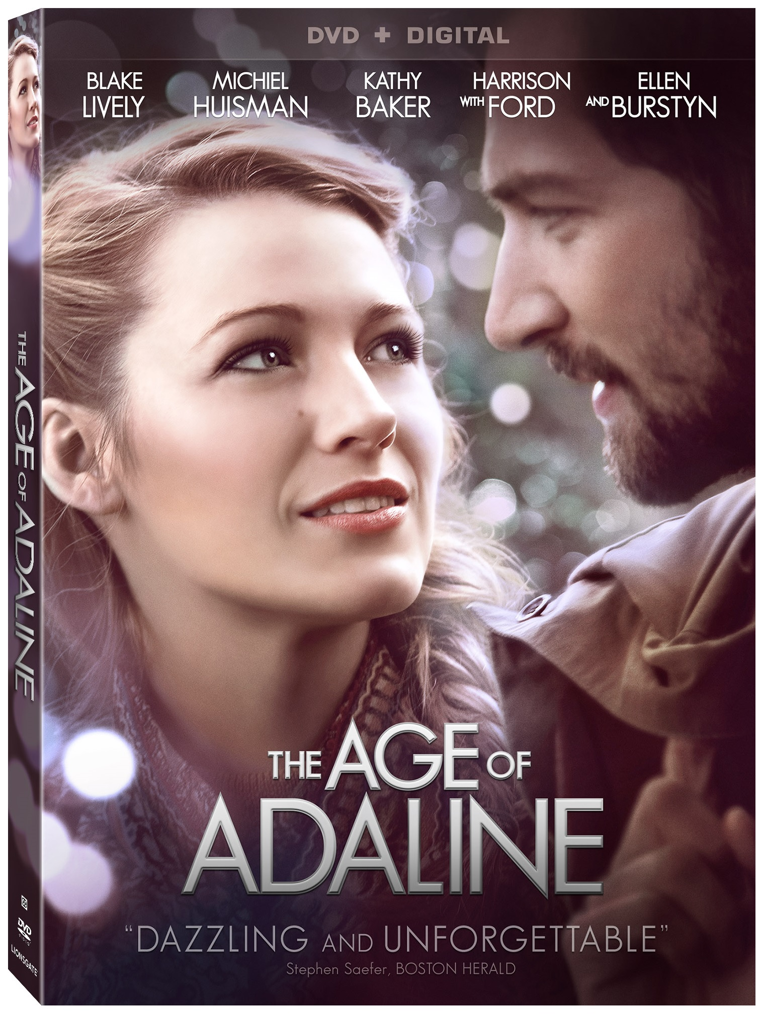 The Age of Adaline  DVD Review
