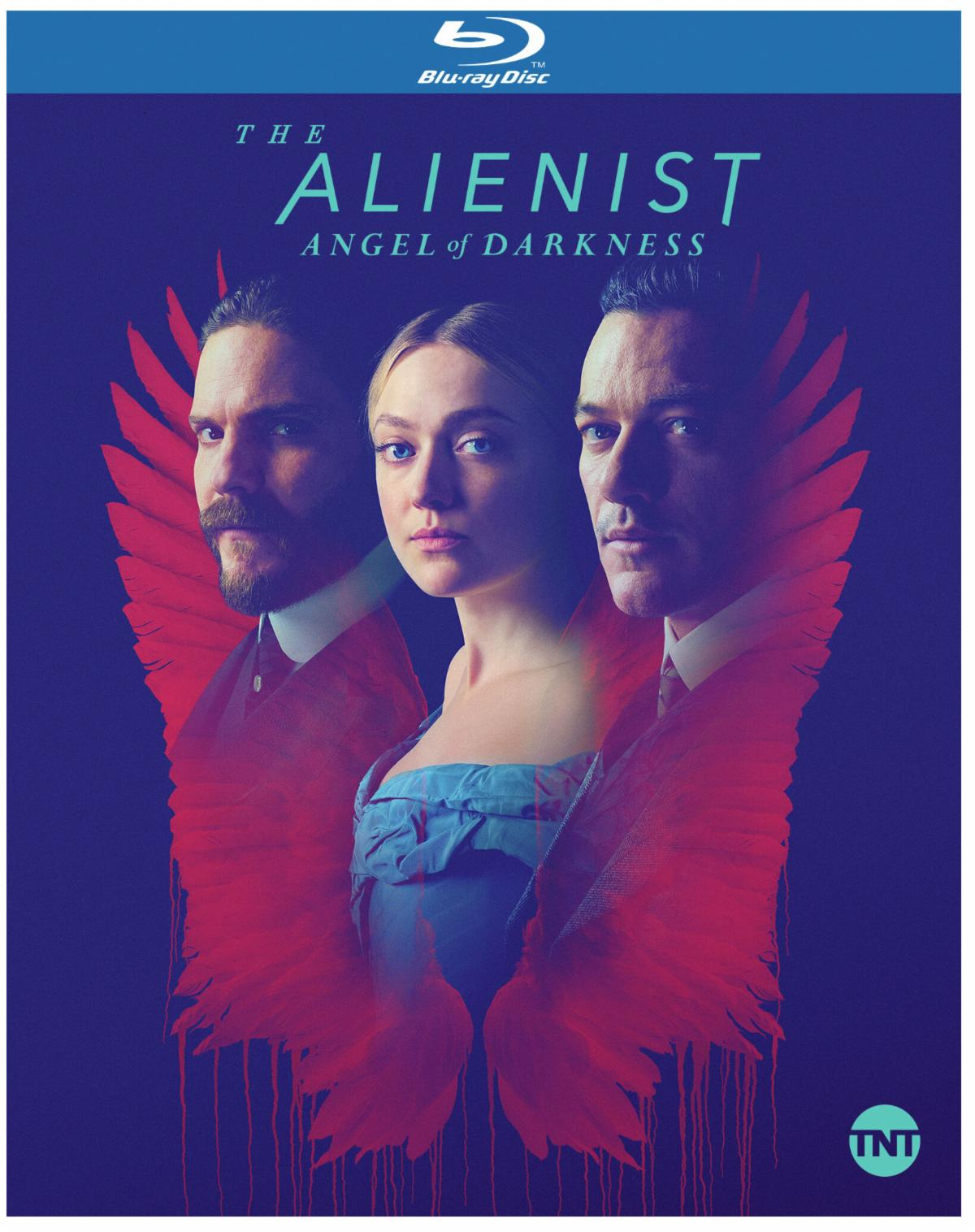 The Alienist Angel  of  Darkness Blu-ray Review