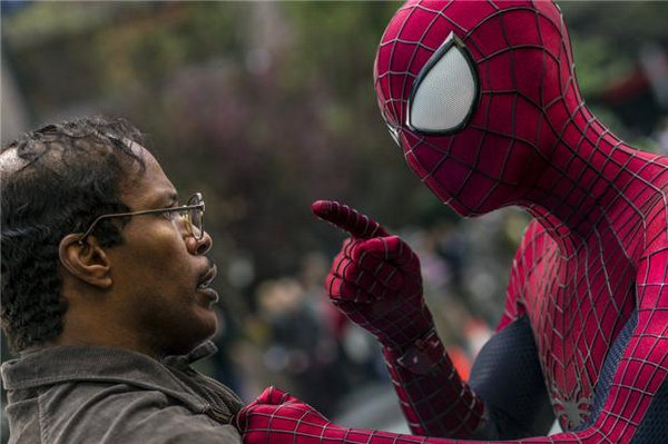 The Amazing Spider Man 2 Movie Review