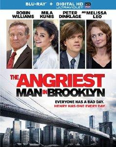 Angriest Man in Brooklyn Club [Blu-ray]