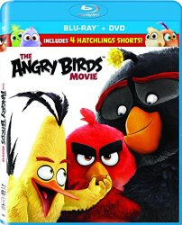 The Angry Birds (Blu-ray + DVD + Digital HD)
