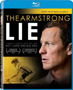The Armstrong Lie Blu-ray