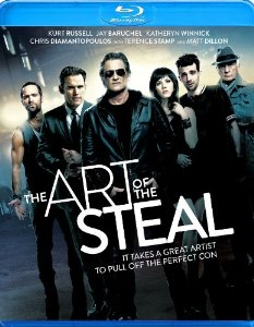 The Art of Steal (Blu-ray + UltraViolet)