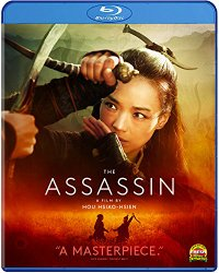 The Assassin Blu-ray Cover