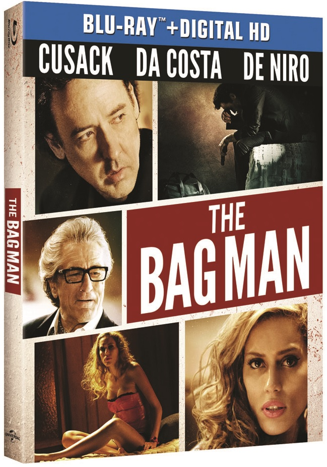 The Bag Man Blu-ray
