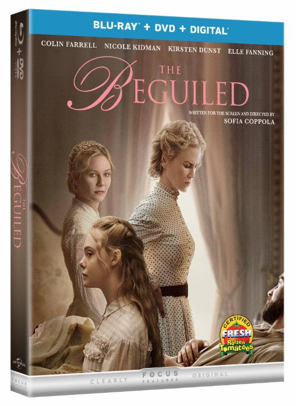 The Beguiled Blu-ray Review