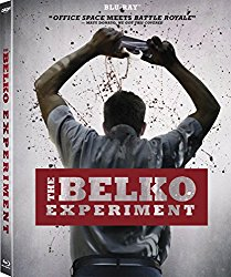 The Belko Experiment Blu-ray Cover