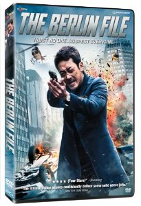 The Berlin Files Blu-ray