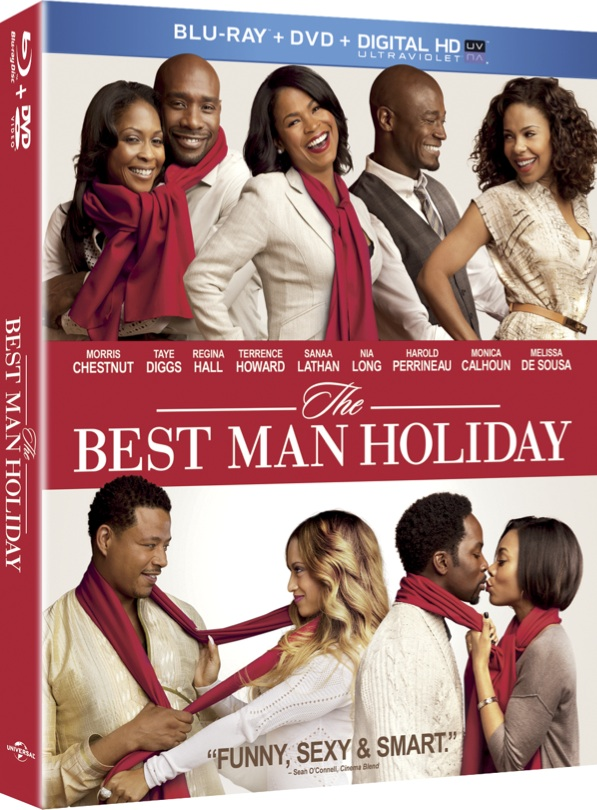 The Best Man Holiday Blu-ray Review