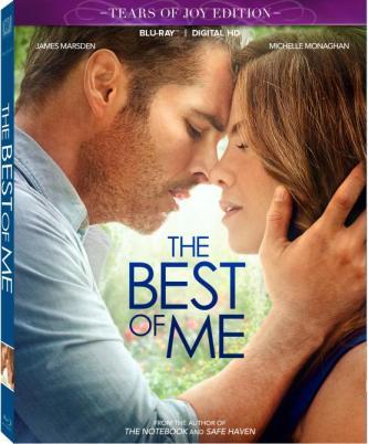 The Best of Me (Blu-ray + DVD + Digital HD)