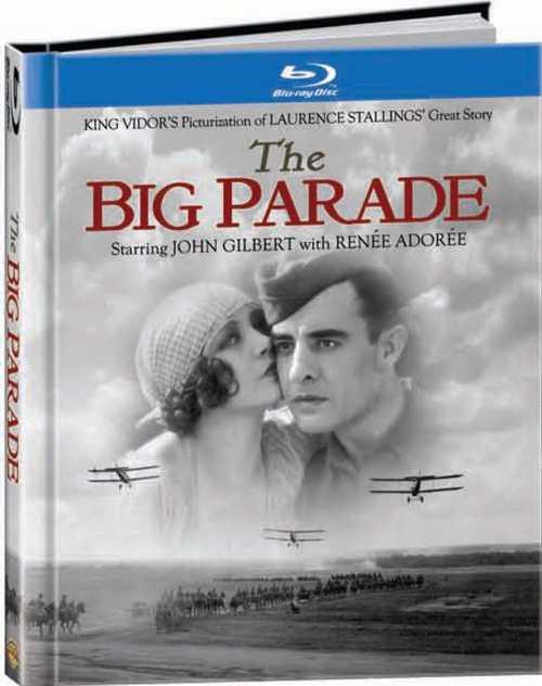 The Big Parade Blu-ray