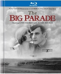 The Big Parade Blu-ray