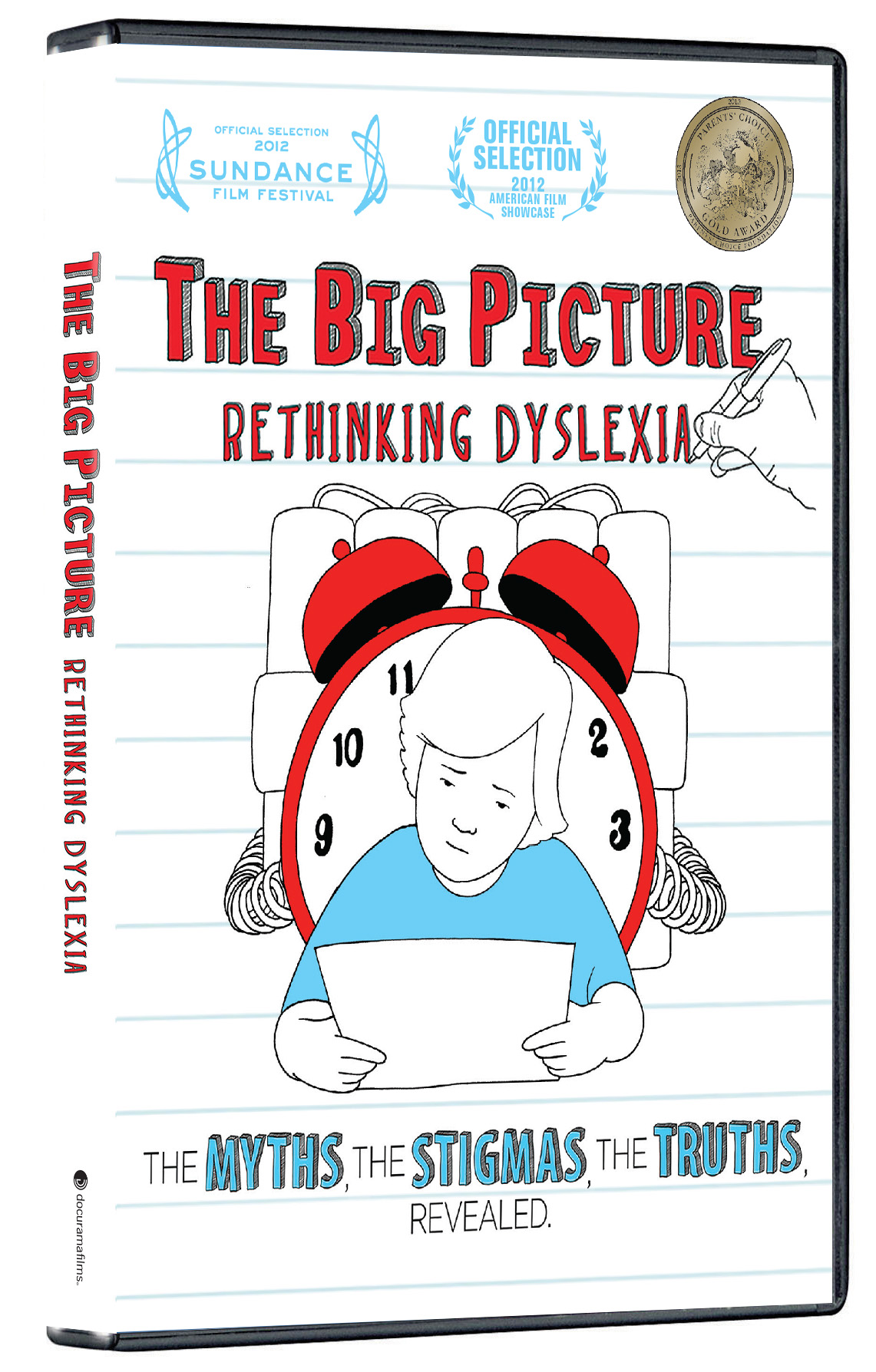 The Big Picture Rethinking Dyslexia DVD Review