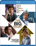 The Big Short (Blu-ray + DVD + Digital HD)