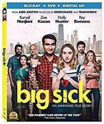 The Big Sick (Blu-ray + DVD + Digital HD)