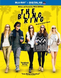 The Bling Ring Blu-ray