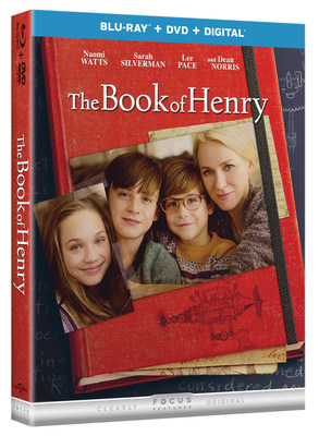 THE BOOK OF HENRY Blu-ray