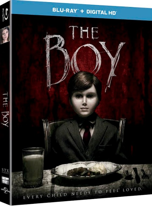 The Boy Blu-ray Review