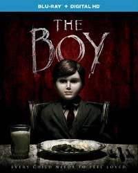 The Boy(Blu-ray + DVD + Digital HD)