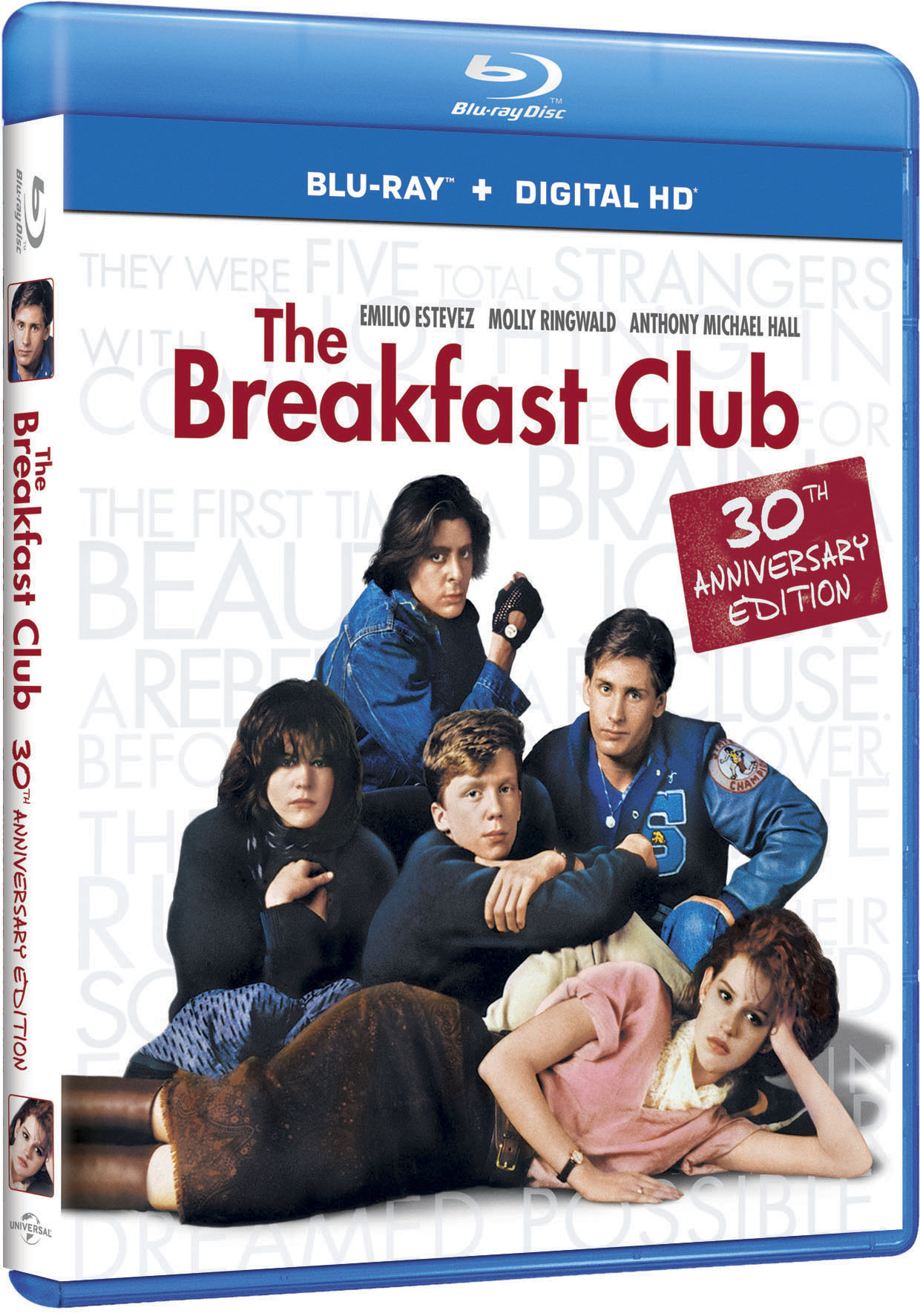 The Breakfast Club Blu-ray Review