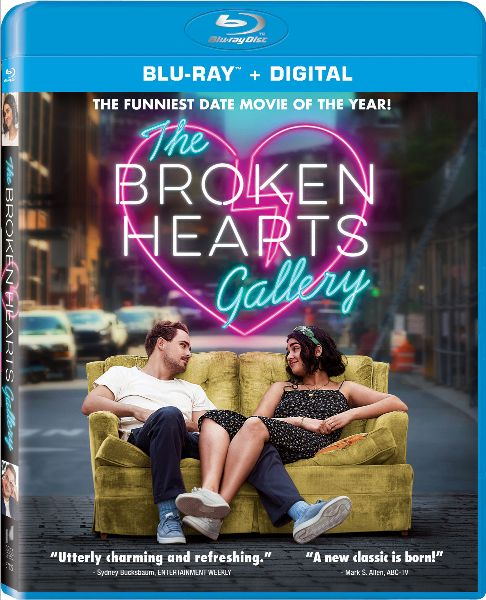 The Broken Hearts Gallery Blu-ray Review