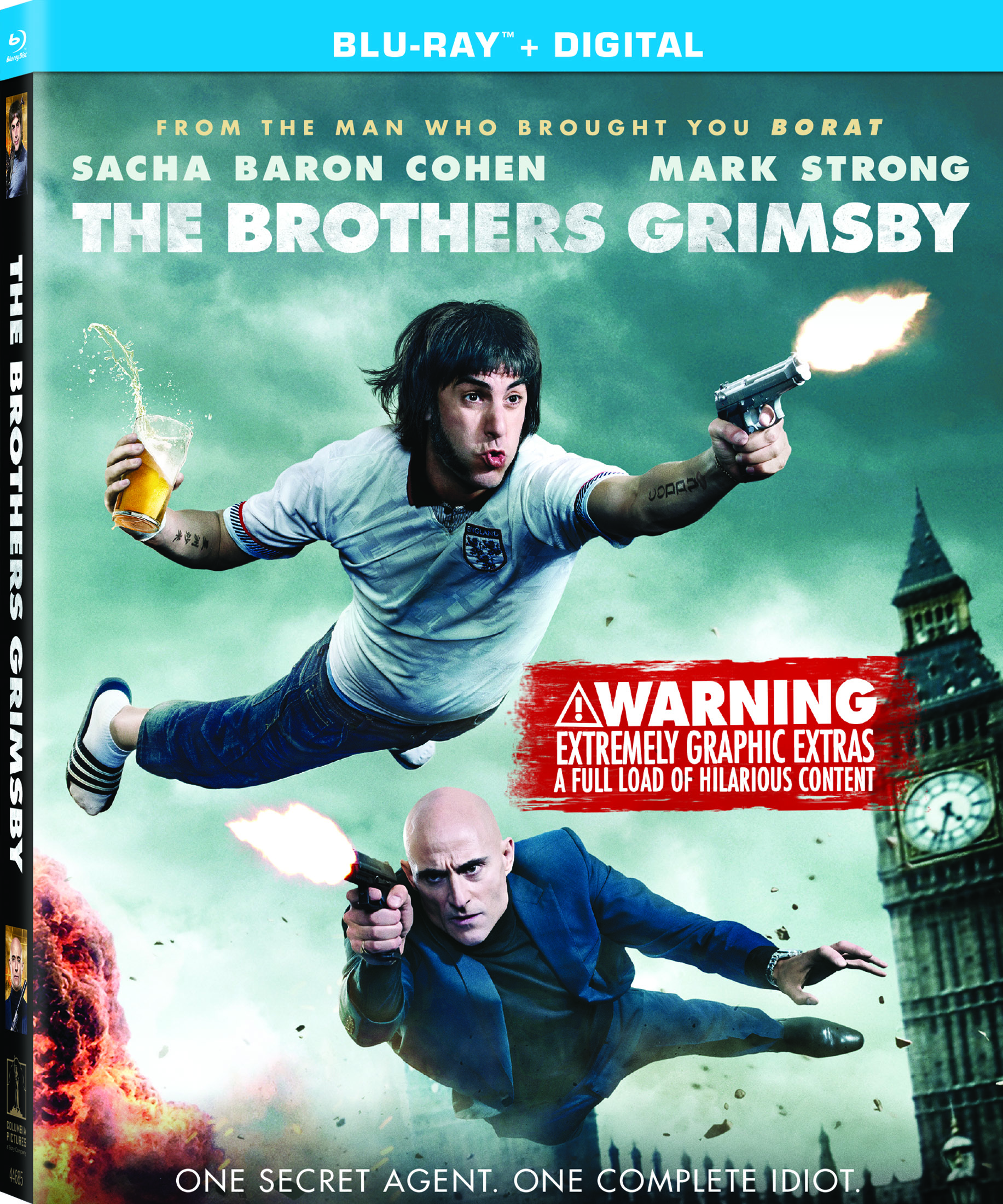 The Brothers Grimsby Blu-ray Review